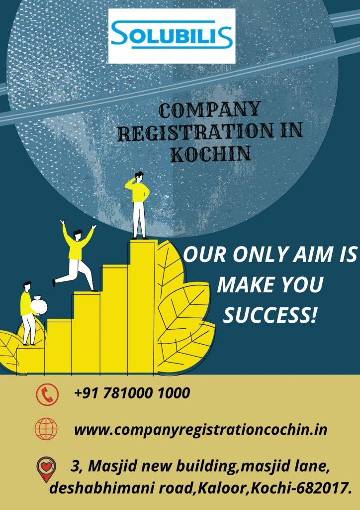register a company in cochin