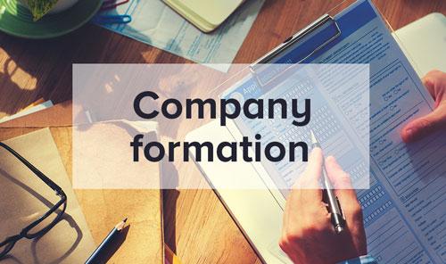 Company formation in cochin